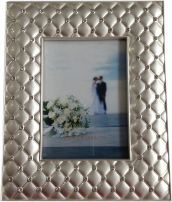 Rathi Emporio Silver-plated Photo Frame