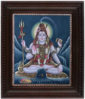 Mayasabha Wood Photo Frame