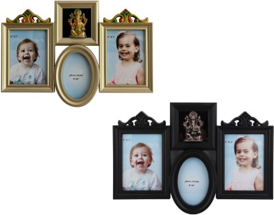 JaipurCrafts Glass Photo Frame