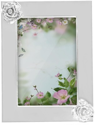 The Divine Luxury Silver-plated Photo Frame