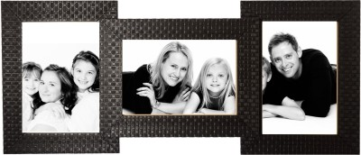 eCraftIndia Glass, Wood Photo Frame