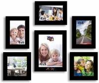 Painting Mantra Generic Photo Frame(Photo Size - 15x10 cm, 6 Photos)