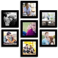 Painting Mantra MDF Photo Frame(Photo Size - 8x8, 7 Photos)