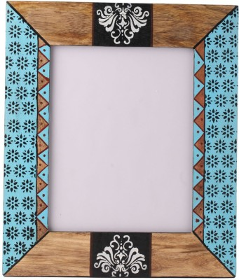 Rang Rage Wood Photo Frame
