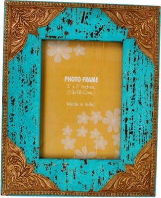 Purpledip Wood Photo Frame