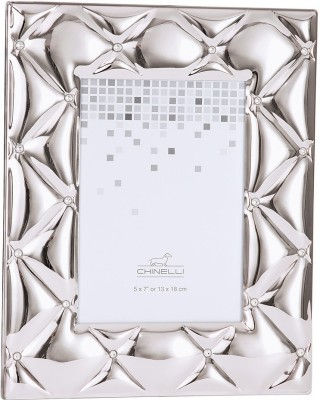 INTERSTAR Silver-plated Photo Frame