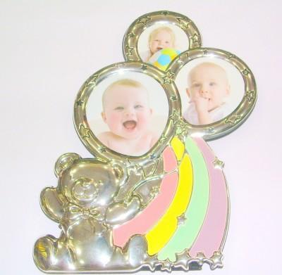 Moksha Silver-plated Photo Frame