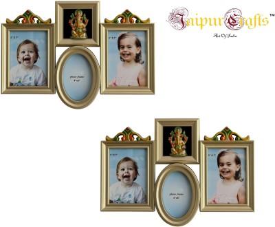 JaipurCrafts Glass Photo Frame