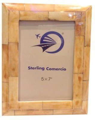 Sterling Glass Photo Frame