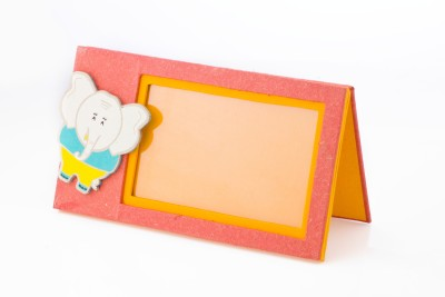 Haati Chaap Paper Crafts Photo Frame