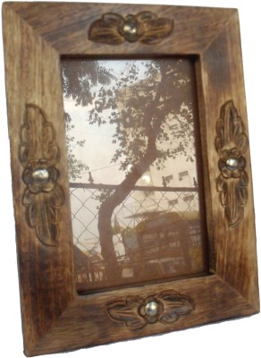 Sheela's Arts&Crafts Wood Photo Frame