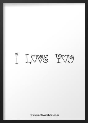 Motivatebox Acrylic Photo Frame
