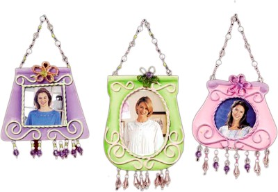 Bali Mantra Metal Photo Frame