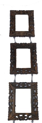HANDICRAFT Wood Photo Frame