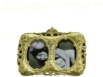 Homesake Gold-plated Photo Frame