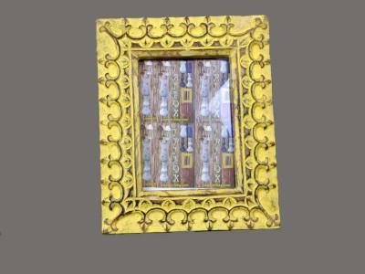 Trilok Handicraft Wood Photo Frame