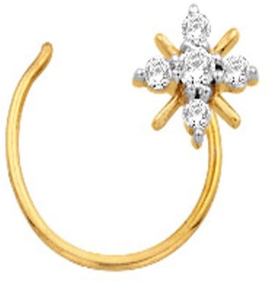 S S Jewellers 14kt Yellow Gold Ring