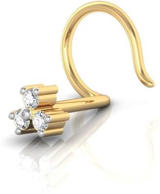 Avsar Chitra 18kt Diamond Yellow Gold Ring