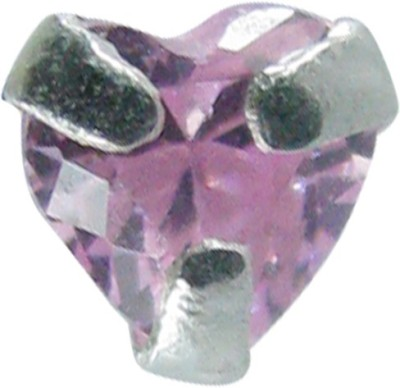 Collana Cubic Zirconia Sterling Silver Nose Stud