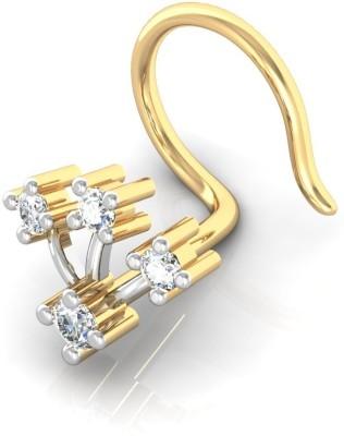 Avsar Chennai 18kt Diamond Yellow Gold Ring