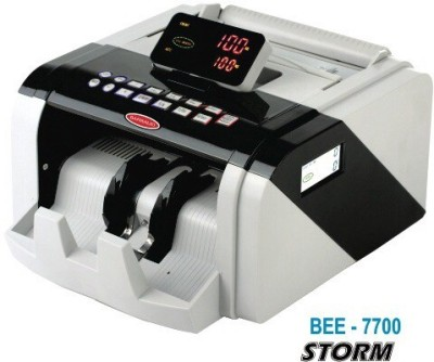 Bambalio BEE-7700 Note Counting Machine(Counting Speed - 1050 Notes/Min)
