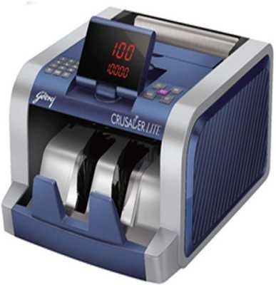 Godrej Crusader Lite Note Counting Machine(Counting Speed - 1000 notes/min)