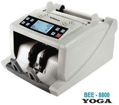 Bambalio BEE-8800 Note Counting Machine(Counting Speed - 1100 notes/min)