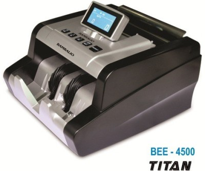 Bambalio Titan Note Counting Machine
