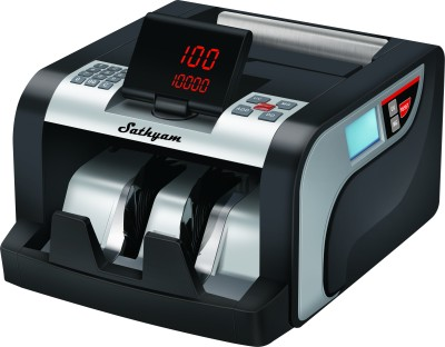 Sathyam 2500 Black Note Counting Machine