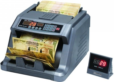 Maxsell MX50 Smart Plus Note Counting Machine(Counting Speed - 1000 notes/min)