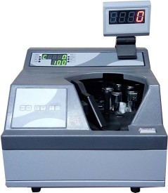 BRADMA SECURA NCM FIDEL DESKTOP Note Counting Machine(Counting Speed - 1200 notes/min)