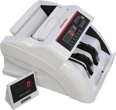 Office Bird Ob 712 Note Counting Machine Counting Speed   900 notes/min  available at Flipkart for Rs.4999