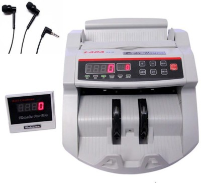 AACS LADA ECO2 Note Counting Machine(Counting Speed - 1000 notes/min)