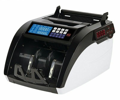 aacs black 3D Note Counting Machine(Counting Speed - 1000 notes/min)