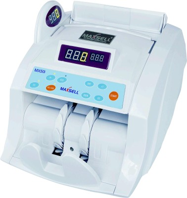 Maxsell MX50i Note Counting Machine