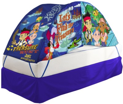Disney Jake and The Pirates Bed Tent with Pushlight Assortment Bed Tent