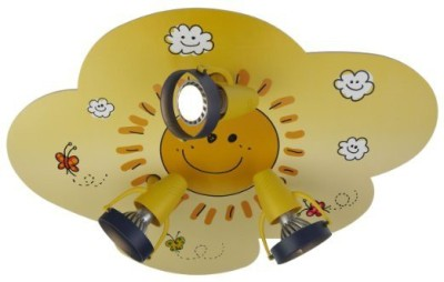 Niermann Standby Standby Ceiling Lamp Wind Chime(Cloud With Sun)