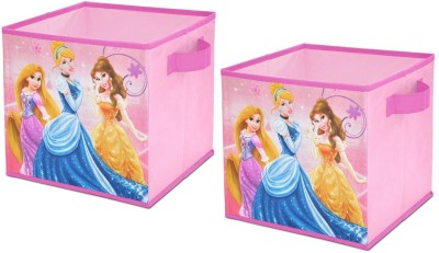Disney Princess Storage Cubes Storage Cubes(Multicolor)