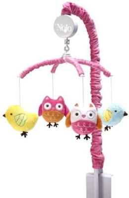 Nojo Love Birds Musical Mobile Crip Toy