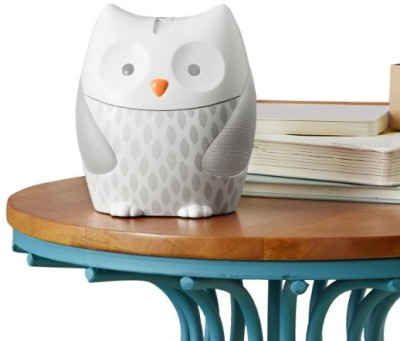 Skip Hop Nightlight Soother Moonlight and Melodies, Owl Sleep Soother