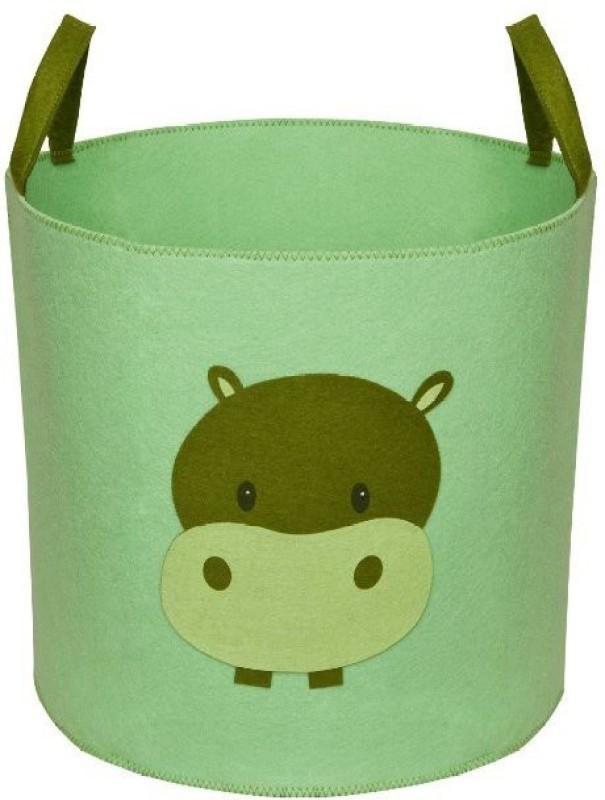 Delta Children Nursery and Toy Storage Bin Storage Bin(Green)