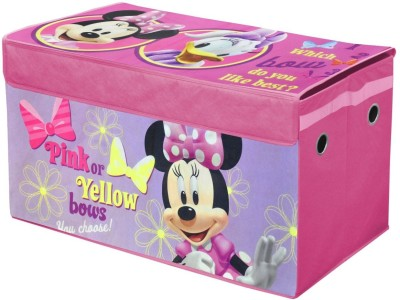 Disney Minnie Mouse Collapsible Storage Trunk Collapsible Storage Trunk