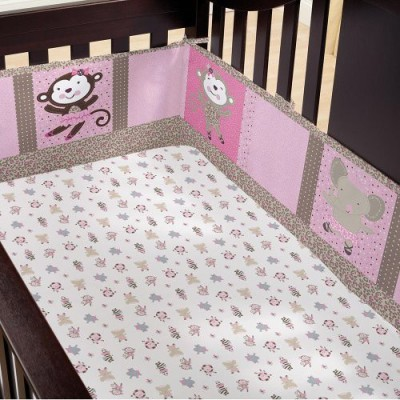 Summer Infant TuTu Cute Nursery Snug Wrap Wind Chime(Pink, Brown)