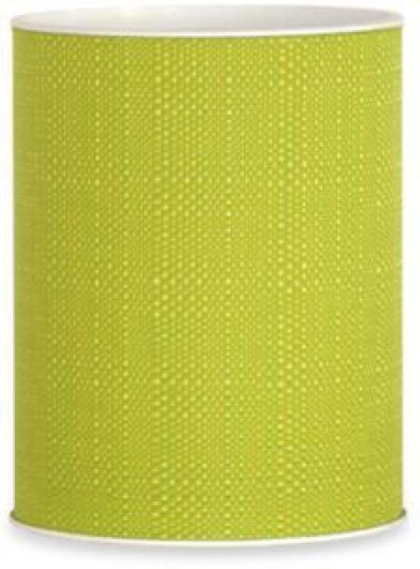 Lamont Home Brights Round Wastebasket Wastebasket(Lemon)