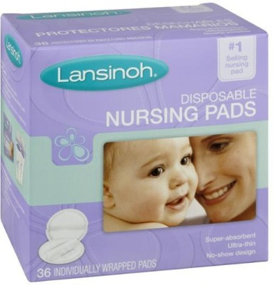 Lansinoh 20236 Nursing Breast Pad(Pack of 36)