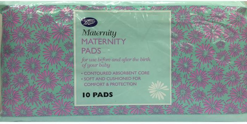 Boots Maternity Pads - 10Pc Nursing Breast Pad(Pack of 10)