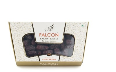 Falcon Safawi Saudi Seeded Dates(500 g, Box)