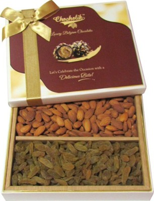 Chocholik Attractive Dryfruits Almonds(500 g, Box)