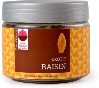 Exotic Flavors of India Golden Raisins