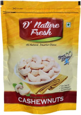 D, Nature Fresh Heart Friendly Cashews